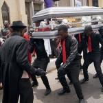ガーナは最近、人が死亡した1年後に殺された