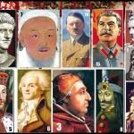 歴史の残忍な支配者約15人の有名な最悪の君主