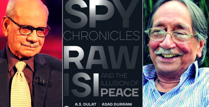 パク、インド元知事、アサド・デュラニとA.S.Dulat