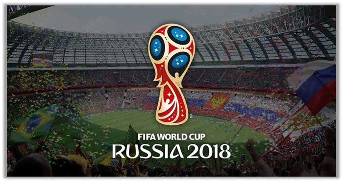 メガイベントは6月14日からロシアで始まる