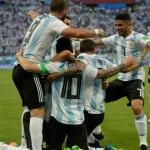 アルゼンチン、ナイジェリアを2-1で下し