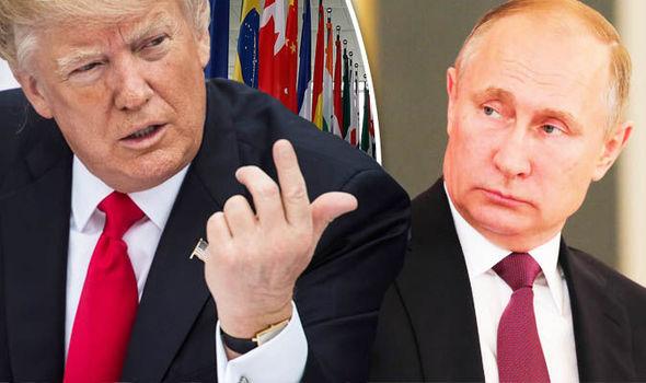 ドナルド・トランプ米大統領とロシアのプーチン大統領は、