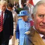 英国王室はドナルド・トランプ大統領と会うことには興味がない