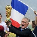 フランスのサッカーコーチディディエDeschamps