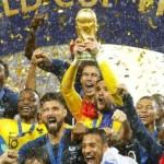 フランスは20年後に再び世界選手権になったクロアチアを破った