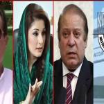 Nawaz Sharif、Maryam、Safdarのファイル聴聞会