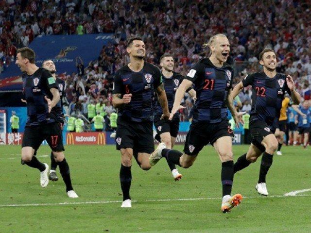 クロアチア、初めてワールドカップ決勝に進出