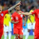 イングランドはコロンビアを3-4で破り、準々決勝に進出