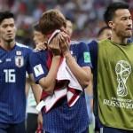イベントが終わった後、日本チームは商品を仕上げただけでなく、帰国する前に脱衣ルームを倒していました。
