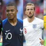FIFAワールドカップ準々決勝は今日始まる
