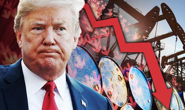 先週、トランプ大統領は、欧州連合(EU)、NATOと他の同盟国に対し、イランからの原油の購入をやめるよう要請した。