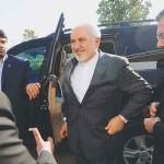 イラン外相モハマド・ジャバード・ザリフが2日間パキスタンに到着