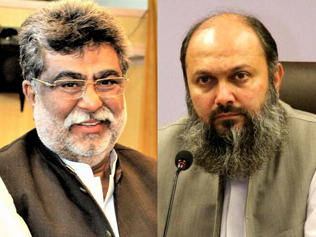 バロチスタン・ジャム・カマルとエア・モハマド・リンドの指名された首相