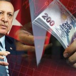 トルコの通貨リラはドルに比べて20%減少した