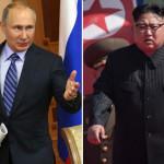 ウラジミールプーチン大統領、金正日(キム・ジョンウン)大統領