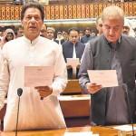 新しいパキスタンとイムラン・カーンを建設する精神