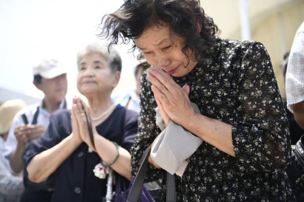 長崎原爆73周年