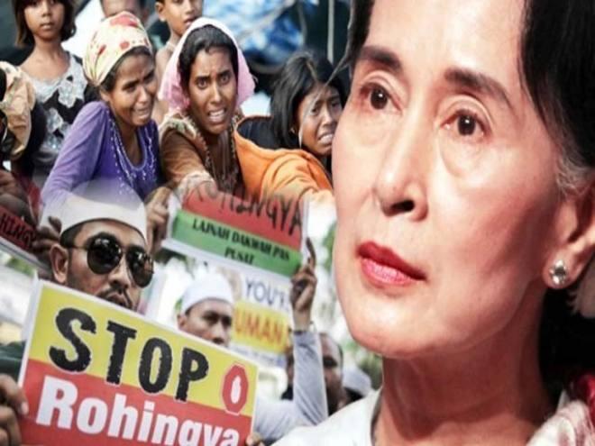 ミャンマーのノーベル平和維持主義者カナダの名誉市民権6は、世界的な人格であった