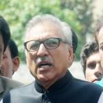 パキスタン元大統領Arif Alvi