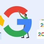 Google検索は20年完了