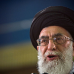 イラン最高指導者アヤトッラー・アリ・ハメネイ