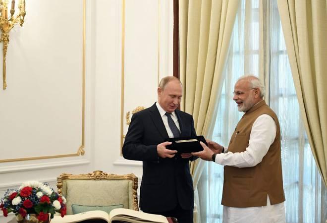 インドはS-400の防衛装置を購入するためにロシアと50億ドルの契約を結んだ