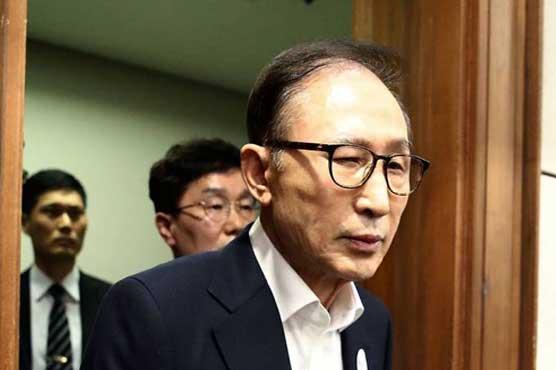 韓国の李明博(イ・ミョンバク)元大統領