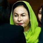 Rosmah Mansor、元マレーシア首相Najib Razzaqの妻