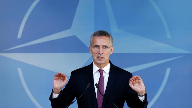 NATO事務総長ジェンス・ストレンバーグ