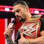 WWEの最も人気のあるレスラーローマの支配