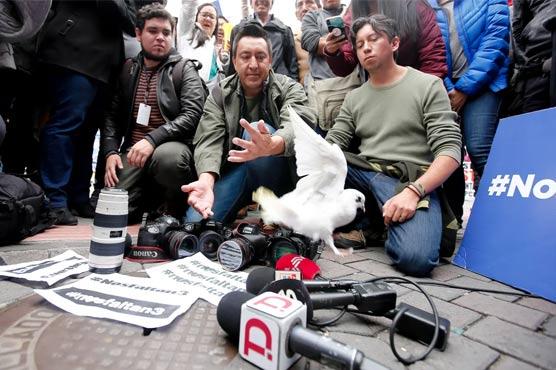 データによると、約80人の世界中のジャーナリストが死亡した。