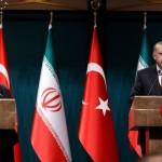 イランのハッサン・ロハニ大統領とトルコのテイップ・エルドアン大統領
