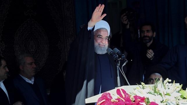 イランのハッサン・ルハニ大統領