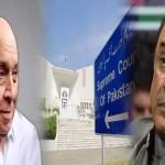 偽アカウントの主な役割であるAsif Ali ZardariとAnwar Majeed