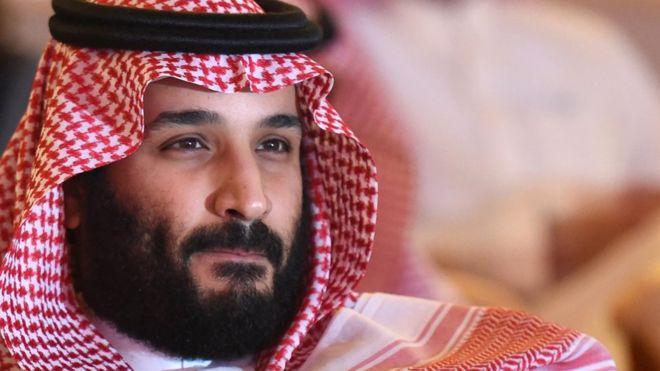 サウジ王子、モハメド・ビン・サルマン