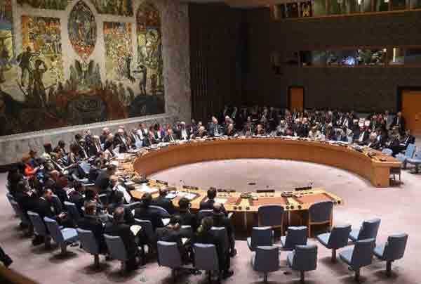 フランスと英国は安全保障理事会の開催を要請した
