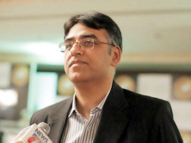 パキスタン財務相、アサド・ウマー