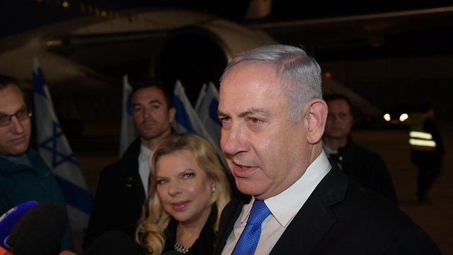 イスラエルのベンジャミンネタニヤフ首相がイランへのミサイル攻撃を脅迫