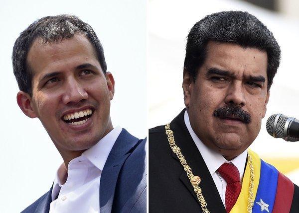 米国がJuanGuaidóを支持している間、ロシアはその大統領とNicolás Maduro大統領の立場に立っています。