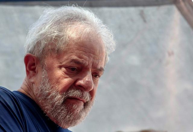 ブラジルの元大統領Lula da Silva