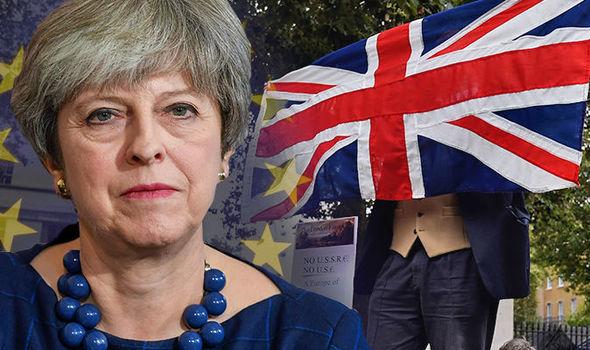 テレサ・メイ英国首相