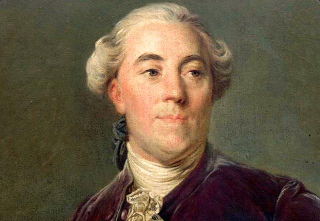 フランスの王は1788年の財政問題の財政問題のために一般にジャックネッカーを設定