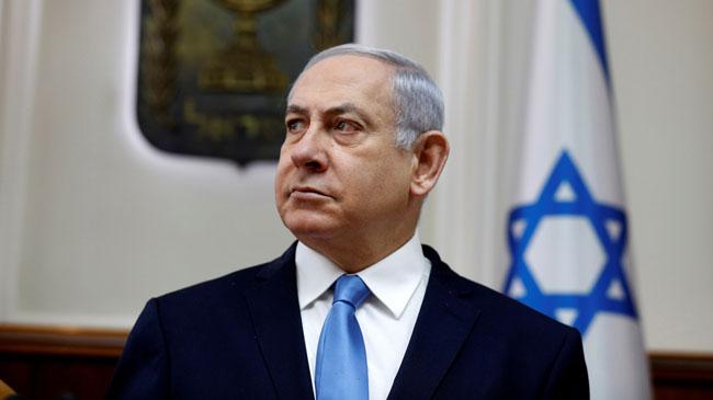 イスラエル首相ベンジャミンネタニヤフ