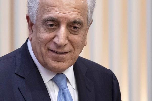 アフガニスタン和解のための米国特別代表Zalmay Khalilzad