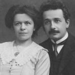 アルバートアインシュタインの最初の妻Mileva Maric