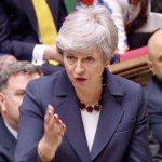 イギリスのテレサ・メイ首相