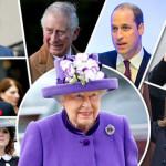 イギリス王室の将来を見ている興味深い事実。写真:ファイル