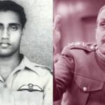 パキスタン空軍中尉サイフル・アザムと准将ジア・ハック