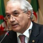 アルジェリアの立法議会議長、Tayib Belaiz氏
