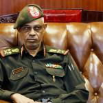 スーダン国防大臣Awad Ibn Auf
